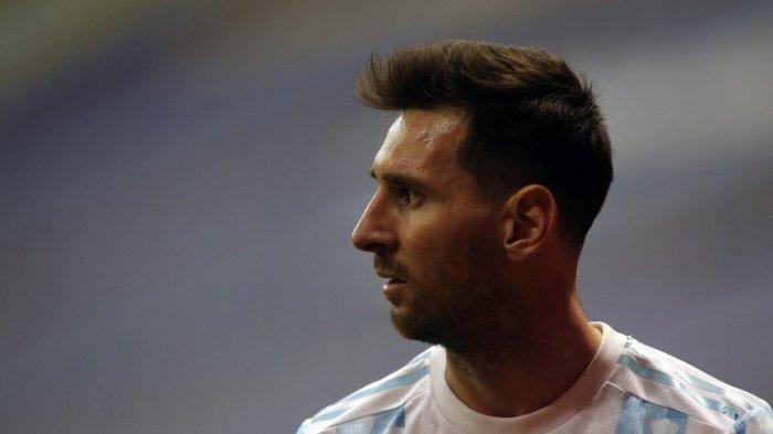 Fenomenal, Foto Lionel Messi Ini Buat Rekor 'Like' di Instagram