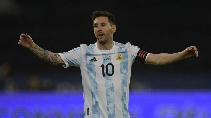 Sesaat Lagi Final Copa Amerika Argentina vs Brasil: Tonton di Sini