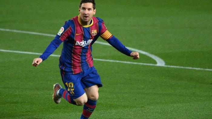 Barcelona vs Atletico Madrid, Peluang Lionel Messi Angkat Trofi Liga Spanyol, Real Madrid Mengintai