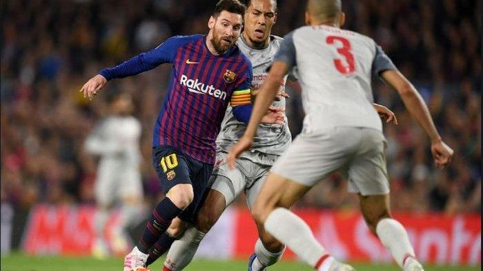 JADWAL & LIVE STREAMING Final Copa Del Rey Barcelona vs Valencia Malam Ini