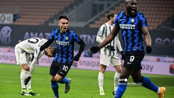 Live Streaming Inter Milan vs Lazio Mulai Pukul 02.45 WIB, Peluang Nerazzurri Naik ke Posisi Puncak