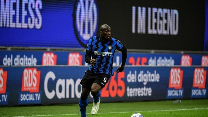Inter Milan Torehkan Rekor 10 Kemenangan Beruntun di Liga Italia, Antonio Conte Puji Romelu Lukaku