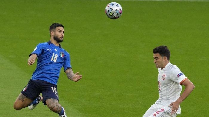 Italia vs Inggris, Bagi Azzurri Pertandingan Final EURO 2020 seperti Bersenang-senang