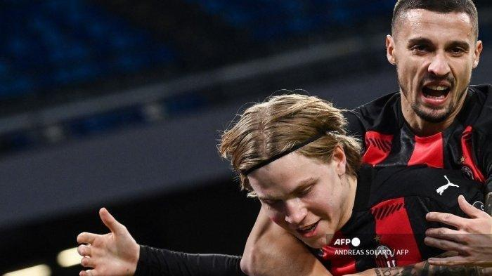 Hasil dan Klasemen Liga Italia, AC Milan Cuma Dapat 1 Poin Lawan 10 Pemain Sampdoria