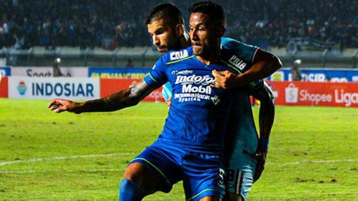 Live Persib Bandung vs Barito Putera, Inilah Skuat Maung Bandung yang Diturunkan Robert Rene Alberts