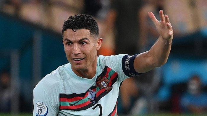 Meski Sabet Top Skor EURO 2020, Cristiano Ronaldo tidak Lebih baik Dibandingkan Patrik Schick