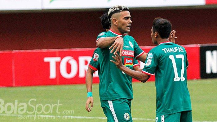 Hasil Babak 1 PSS Sleman vs Persiraja Banda Aceh Babak 8 Besar Liga 2, Gol Klasik Gonzales