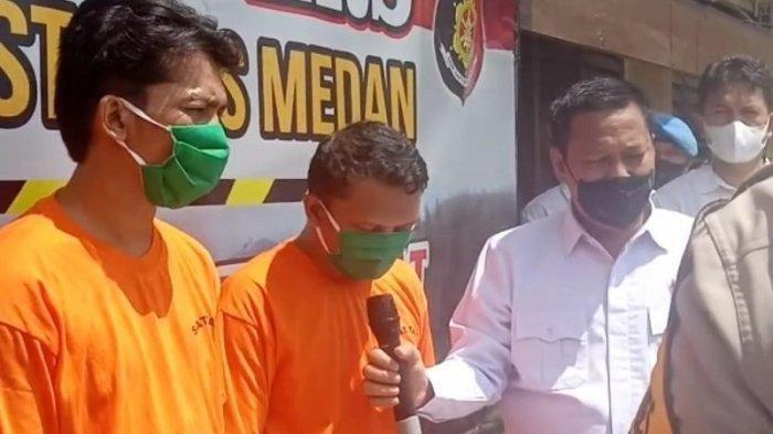 Fakta-fakta Wartawan di Medan Disiram Air Keras, Gara-gara Minta Uang Tutup Mulut Perjudian Ditambah