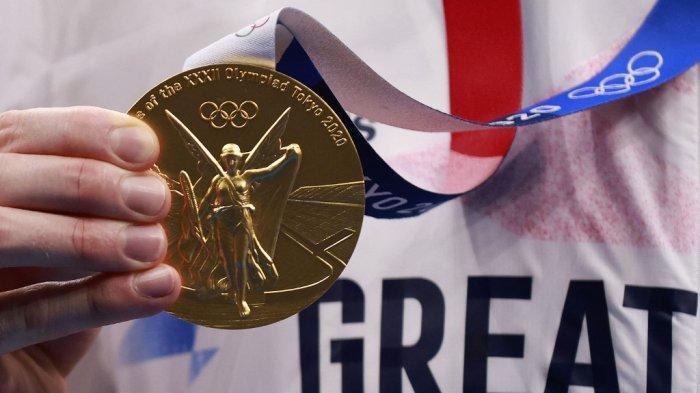 Update Klasemen Medali Olimpiade Tokyo 2021, Indonesia Masih Kantongi Dua Medali