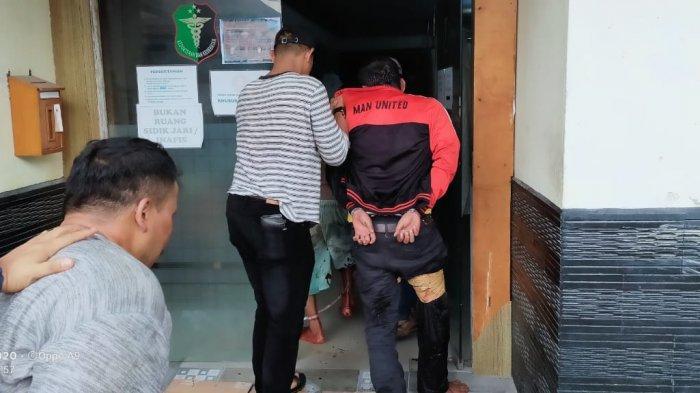 Perampok Uang Rp154 Juta di PT AJWS Pekanbaru Ditangkap, Semuanya Terpaksa Ditembak