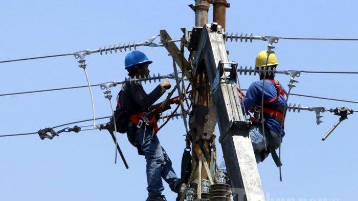 Kabel SUTM untuk Supply ke PLTMG Sempat Putus, Listrik Mati Hampir Seharian di Siak