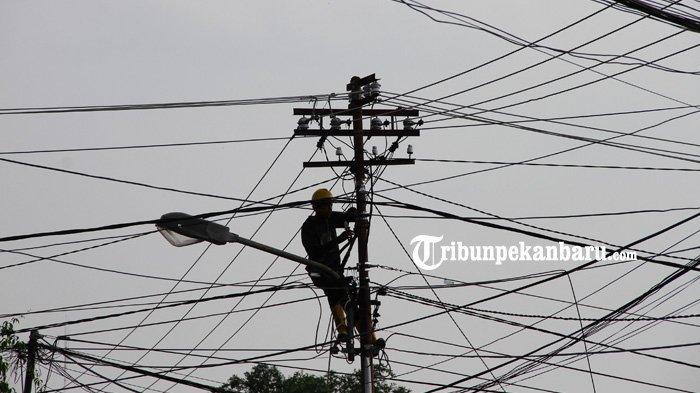 TERUNGKAP Dalam Diskusi, Riau Defisit Listrik 250 MW, Dibantu Jaringan Interkoneksi Sumatera Selatan
