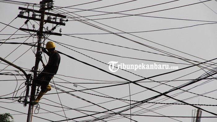 Senin Besok Pemadaman Listrik di Wilayah ULP Air Molek,PLN UP3 Rengat Lakukan Penggantian Trafo