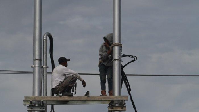 Pengumuman Pembebasan Tanah untuk keperluan Tapak Tower PT PLN Persero UIP Sumbagteng