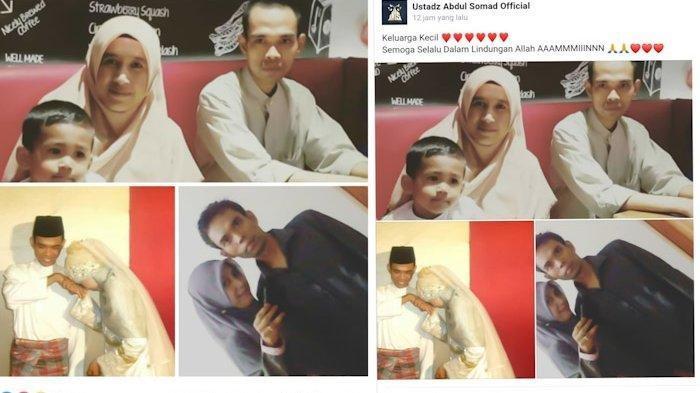 UPDATE Perceraian UAS: Kunjungi Aceh, Ustaz Abdul Somad Tanggapi Kabar Viral Curhat Mellya Juniarti
