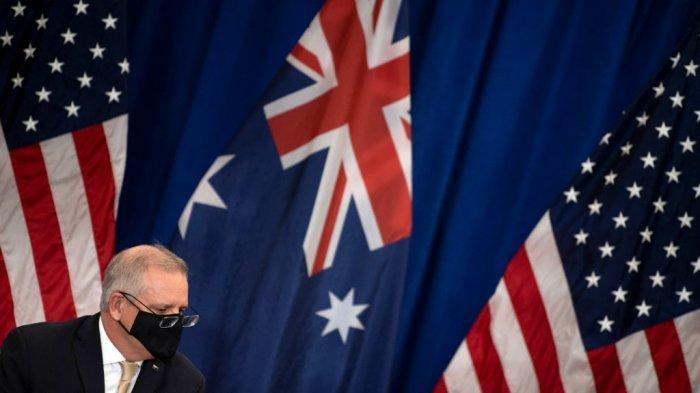 Australia Pecah, Tak Semua Elemen Bangsa Setuju dengan Pakta AUKUS