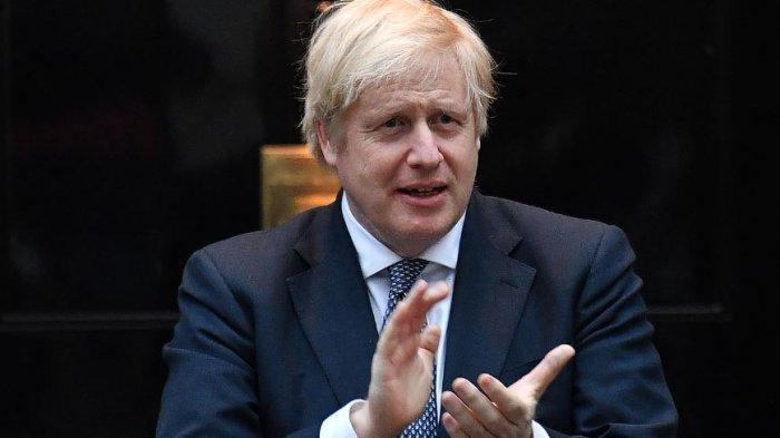 Nyawa PM Inggris Boris Johnson Dalam Bahaya Usai Disalami Menkes Brasil Yang Ternyata Positif Covid