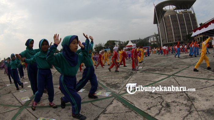 Tiga Sekolah di Pekanbaru Raih Adiwiyata 2018