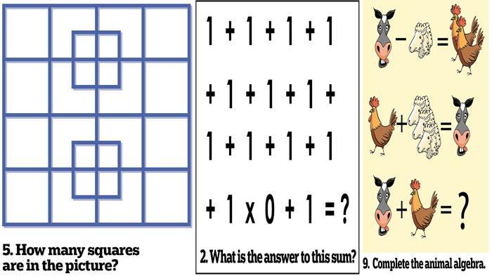 Uji Kemampuan Anda dengan Permainan Asah Otak Sederhana Ini