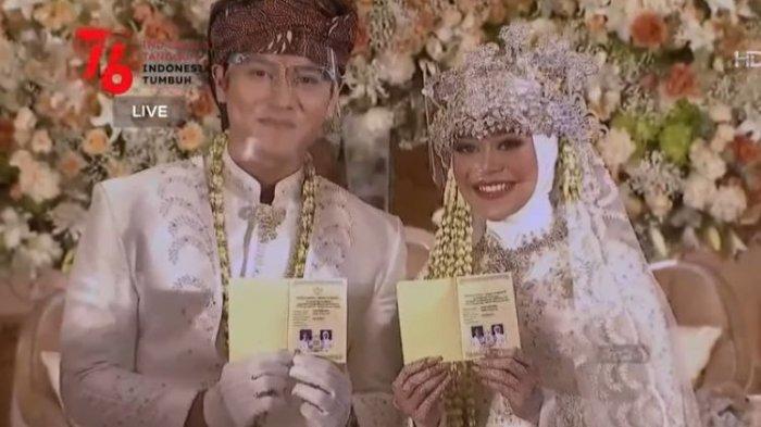 Pernikahan Lesti Kejora dan Rizky Billar