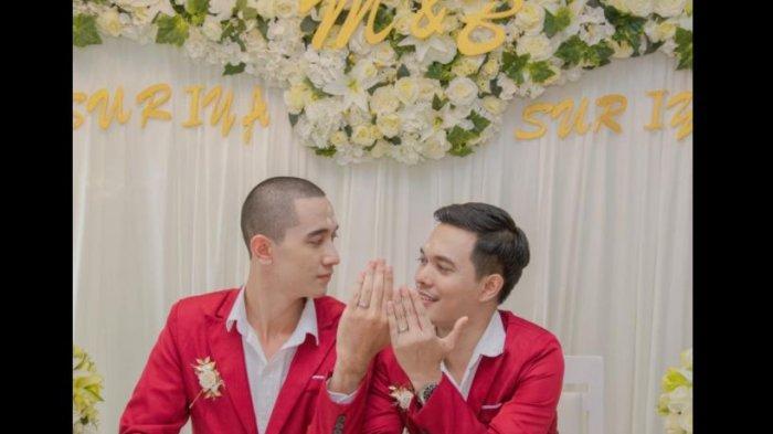 Warganet Indonesia Dan Netizen Thailand Perang Gara-gara Pasangan Gay yang Sedang Bulan Madu