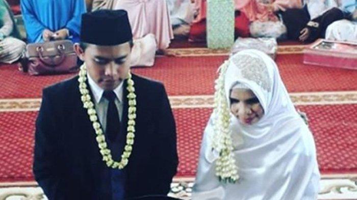 Viral Pemuda 19 Tahun Nikahi wanita 43 Tahun, Taaruf Kurang dari Sebulan, Terungkap Alasan Mulianya
