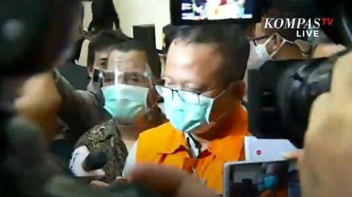 Ditetapkan sebagai Tersangka oleh KPK, Edhy Prabowo: Ini adalah Kecelakaan