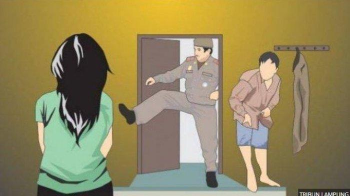 Viral, Seorang Pria Dikurung di Kandang Babi Setelah Tertangkap Basah Selingkuhi Istri orang
