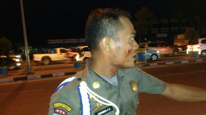 Personel Satpol PP Kembali Diserang Anak Punk, Sudah 3 Anggota Jadi Korban