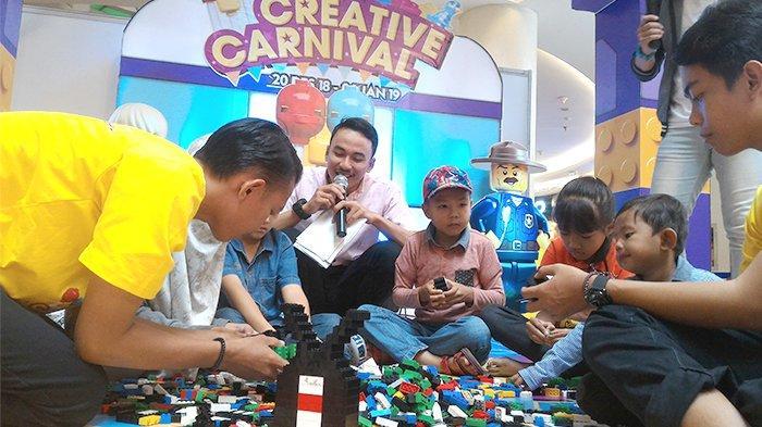 Pertama untuk Sumatera, Lego Creative Carnival Hadir di Pekanbaru