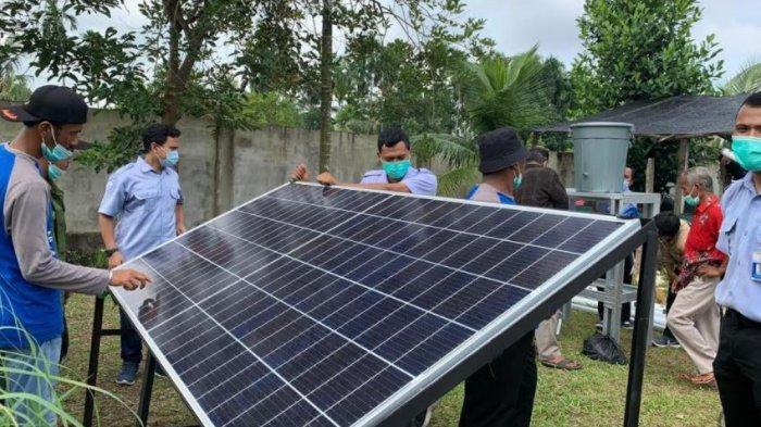 Aquaponik Berpanel Surya Jadi Inovasi Terbaru Pertamina dan Warga Tanjung Palas Dumai