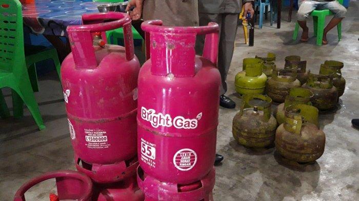 Transfer Rp164 Juta Pesan 600 Tabung Gas tapi Cuma Tiba 25, Rencana Bumkam di Siak Buka Usaha Kandas