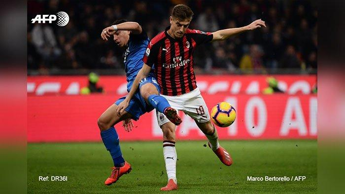 Hasil AC Milan vs Genoa, Rossoneri Keok di Kandang Sendiri, Berikut Ulasan Pertandingannya