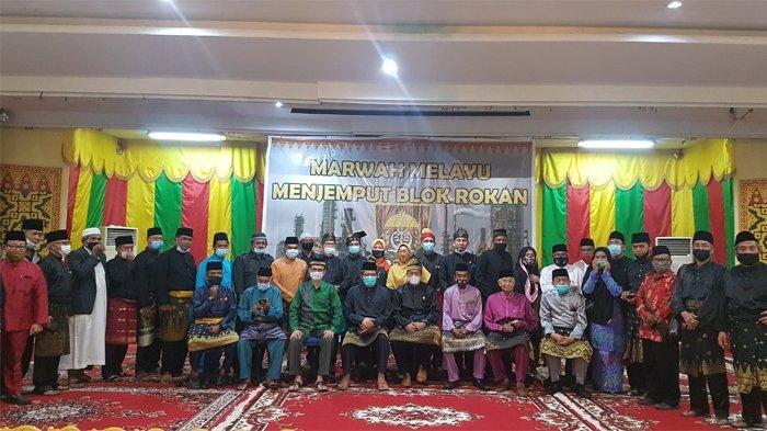 Lembaga Adat Melayu Kabupaten dan Kota Ikut Dukung Perjuangan untuk Kelola Blok Rokan