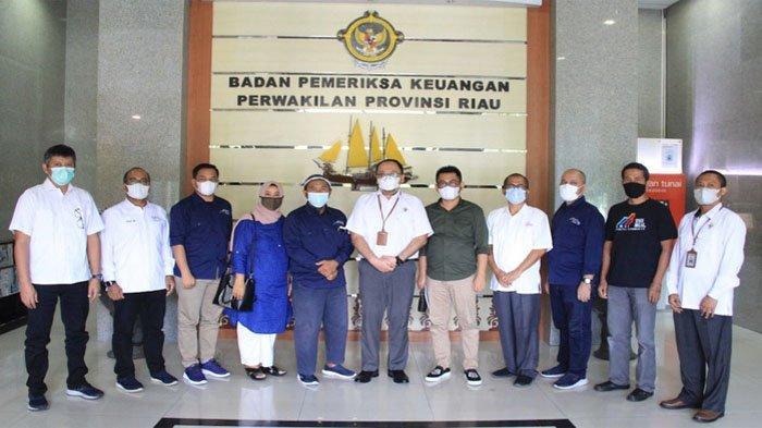 BPK Riau Sebut Pergubri Mitra Media Jadi Kriteria Audit Anggaran Publikasi