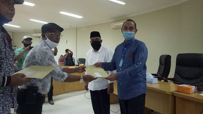 Dilaporkan Warga Sendiri ke DPRD Kampar, Kades Tanah Merah Tuding Laporan Masyarakat Seenaknya Saja