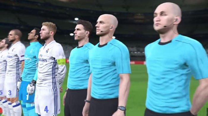 Link Download Facepack terbaru untuk PES 2017 versi PC, Lengkap Berbagai Klub di Liga Eropa