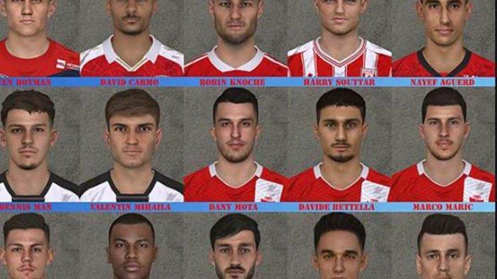 Download Facepack Terbaru PES 2017 versi PC, Update Wajah Pemain Liga Spanyol, Italia dan Inggris