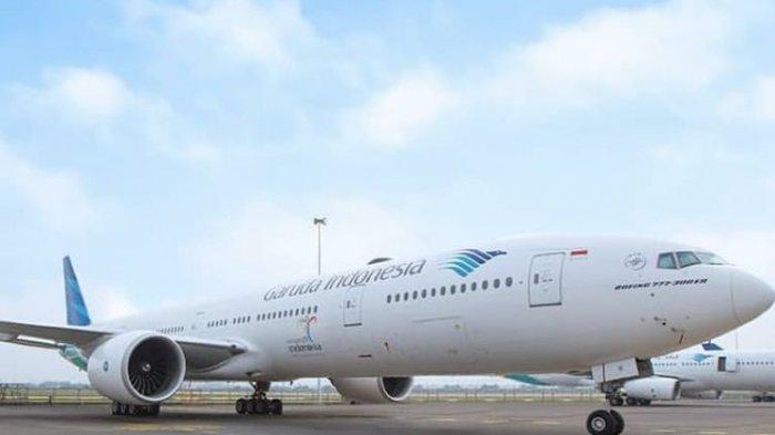 Ulang Tahun ke-71, Garuda Indonesia Beri Diskon Tiket hingga 71 Persen