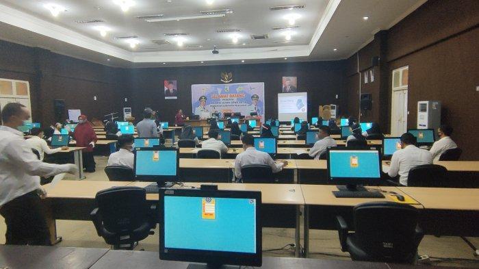 Lokasi Ujian CPNS di Pelalawan di Gedung Daerah, CPNS Riau Dibuka,Dewan Berharap Warga Lokal Lulus