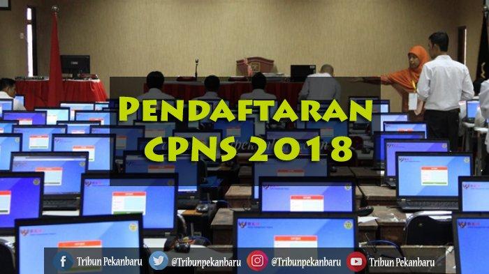 Info Pendaftaran CPNS 2018 - 3 Persoalan di Pendaftaran CPNS Tahun Lalu Ini Jangan Terulang Lagi
