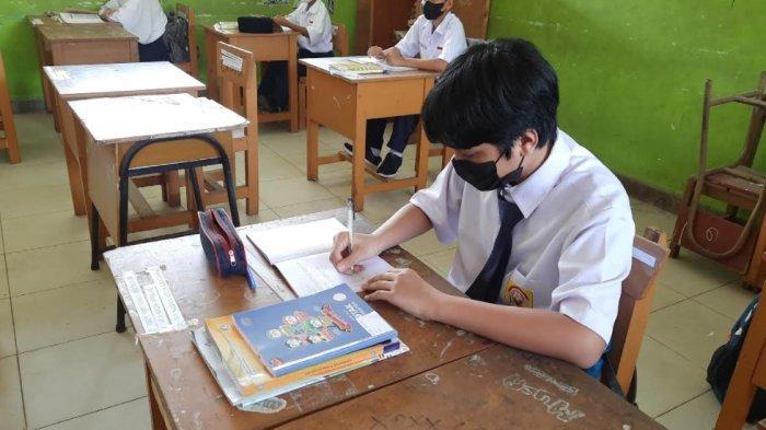 Pasca Pembelajaran Tatap Muka Terbatas, Disdik Pekanbaru Pastikan Tidak Ada Klaster Sekolah