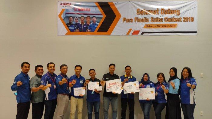 Kontes Sales Regional Area Alfa Scorpii Berlangsung Sukses