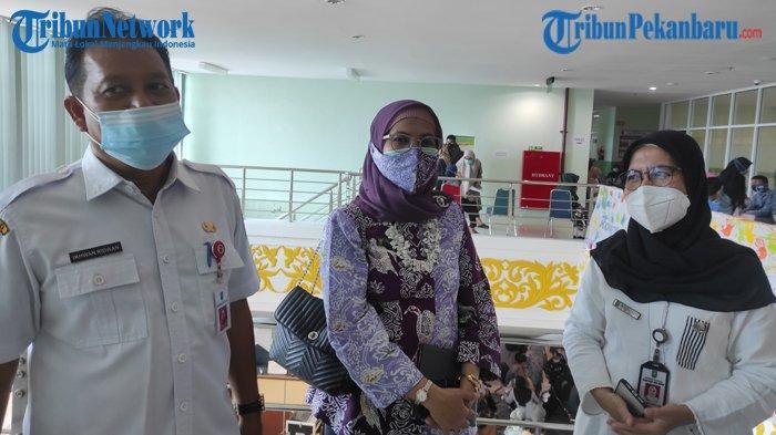 Bikin Bangga, BKD Riau Terima Penghargaan dari BKN, Miliki UPT Khusus Penilaian Kompetensi