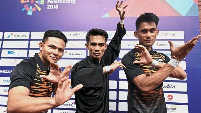 Detik-detik Pesilat Malaysia Mengamuk dan Rusak Fasilitas Asian Games 2018