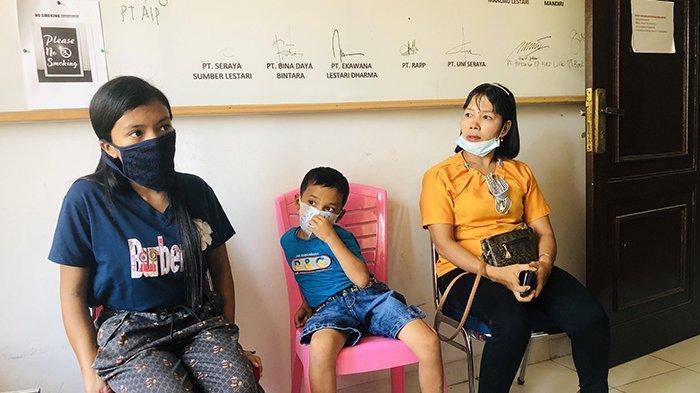 Istri Polisi yang Diterlantarkan 5 Tahun Akhirnya Lega, Ini Pernyataan Tertulis Suami di Polres Siak