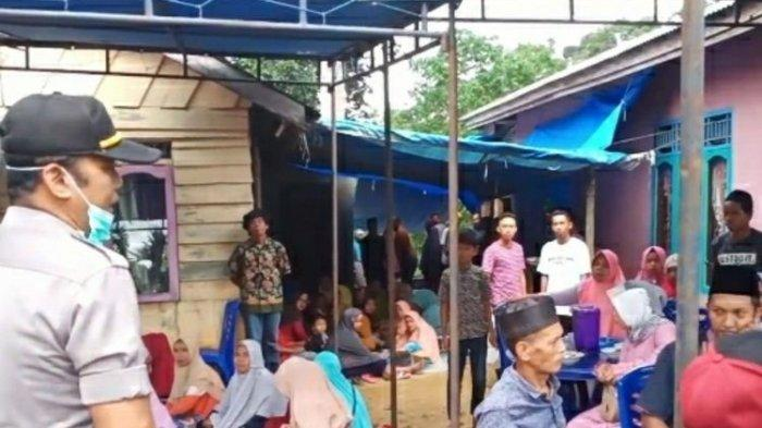 Polisi Bubarkan Pesta Pernikahan Warga Inhu Riau di Tengah Wabah Corona, Tamu Hadir Sekitar 60 orang
