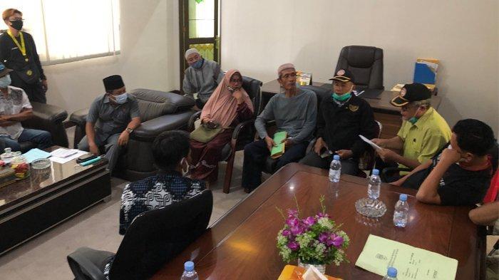 Tanah Belum Dibayar Ganti Rugi Malah Dilaporkan ke Polisi, Petani Siak Minta Izin PT DSI Dicabut