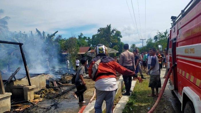 Sendirian di Kamar, Anak 4 Tahun Main Mancis & Menyulut Api: Dua Rumah Terbakar