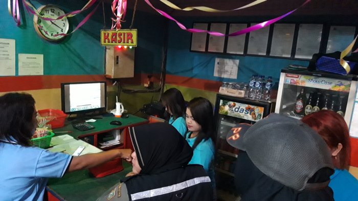 Sisir Layanan Pijat hingga Salon di Dumai, Tim Yustisi Temukan Banyak Pengunjung Tanpa Identitas